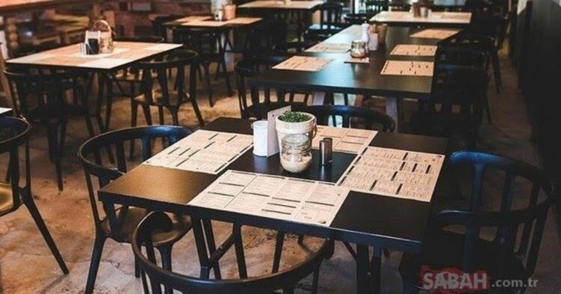 Restoranlar ve kafeler ne zaman açılacak, 1 Haziran 2021'den sonra restoran ve kafeler açılacak mı? İşte tüm detaylar