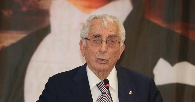 Ali Topuz 87 yaşında hayatını kaybetti! Eski İmar ve İskân Bakanı ve eski CHP İstanbul Milletvekili Ali Topuz neden vefat etti?